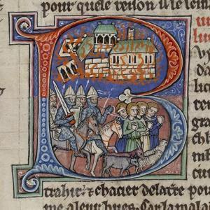 Saladin Ravaging the Holy Land