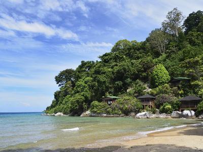 Salang Beach, Pulau Tioman (Tioman Island), Pahang, Malaysia, Southeast Asia, Asia-Jochen Schlenker-Photographic Print