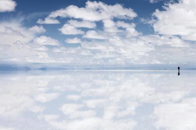 Salar De Uyuni, Salt Flat in Bolivia - Biggest Salt Lak? in the World-zanskar-Photographic Print
