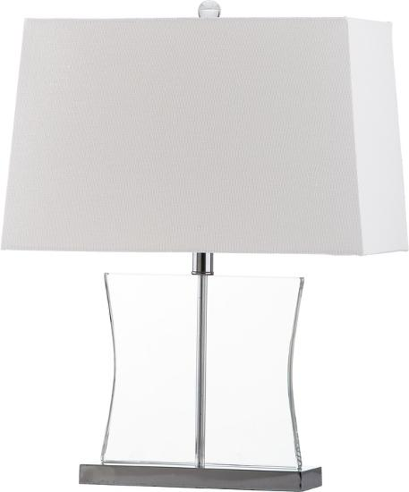 Salcha Crystal Table Lamp--Home Accessories