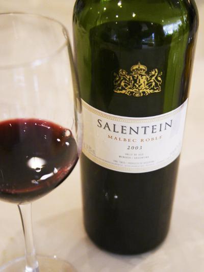Salentein Malbec Roble Oak, Restaurant in Sheraton Hotel, Valle De Uco, Mendoza, Argentina-Per Karlsson-Photographic Print