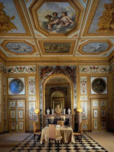Salle Des Buffets, Dining Room-Charles Le Brun-Giclee Print