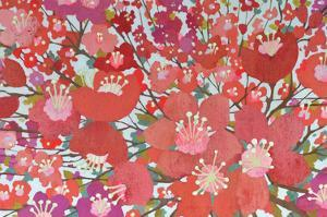 Cherry Blooms by Sally Bennett Baxley