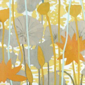 Lotus I by Sally Bennett Baxley