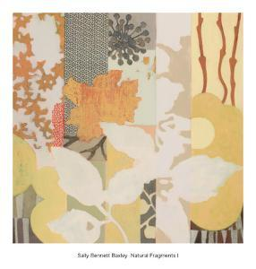 Natural Fragments I by Sally Bennett Baxley