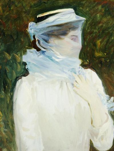 Sally Fairchild, circa 1890-John Singer Sargent-Giclee Print