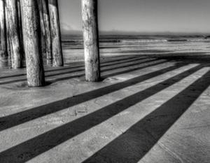 Boardwalk Moon by Sally Linden