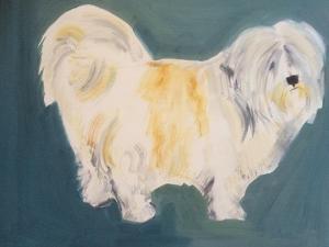 Terrier by Sally Muir