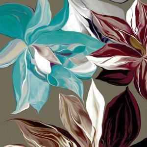 Alstroemeria I by Sally Scaffardi