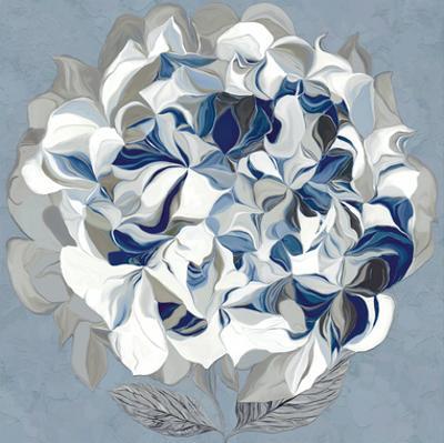 Elegant Hydrangea II by Sally Scaffardi