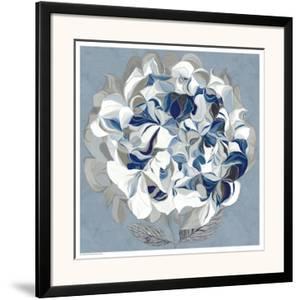 2e34db9eb46 Elegant Hydrangea II · Sally Scaffardi. Framed Art Print