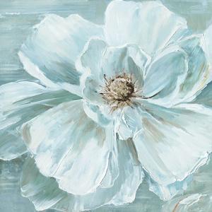 Blue Bloomin' Beauty I by Sally Swatland