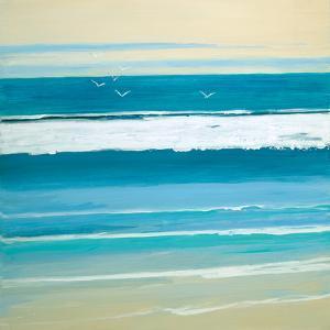 Sunny Seaside III by Sally Swatland