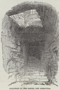 Sallyport of Windsor Castle, Just Discovered