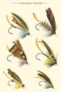 Salmon Flies I