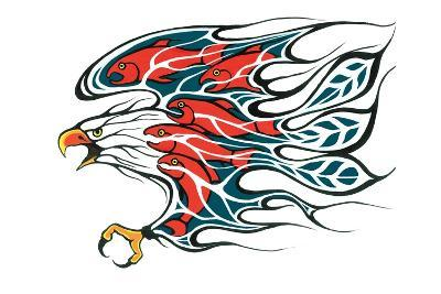 Salmon Run-Fletcher Shelly-Art Print