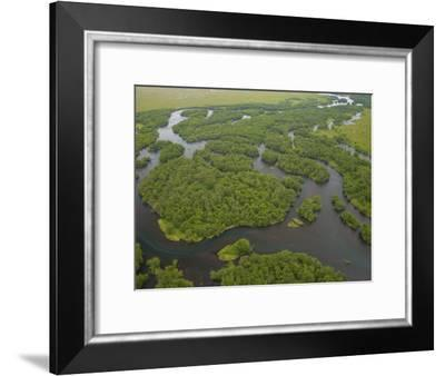 Salmon Spawn in Kronotsky Nature Reserve's Clear Running Rivers-Michael Melford-Framed Photographic Print
