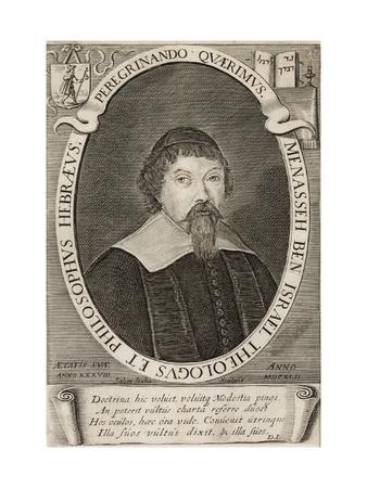 Menasse Ben Israel (1604-165)