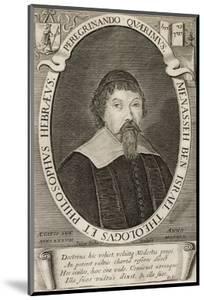 Menasse Ben Israel (1604-165) by Salom Italia