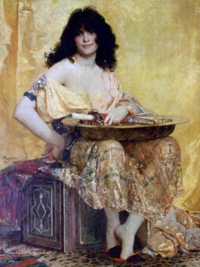 Salomé, 1870-Henri Alexandre Georges Regnault-Giclee Print