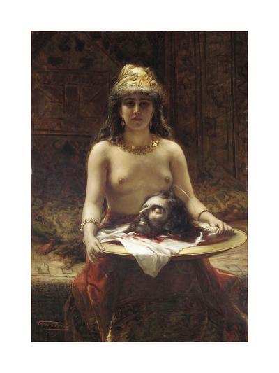 Salome, 1889-Leon Herbo-Giclee Print