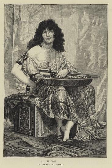 Salome--Giclee Print