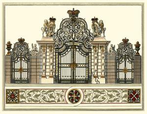 The Grand Garden Gate I by Salomon Kleiner