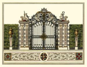 The Grand Garden Gate II by Salomon Kleiner