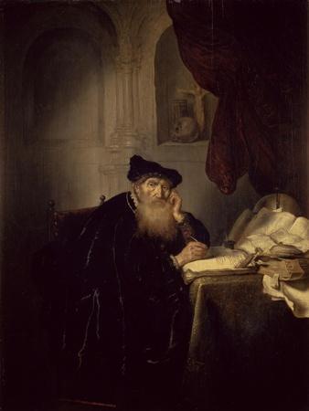 Philosopher, 1635