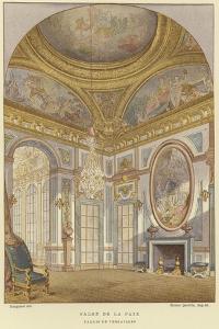 Salon De La Paix, Palace of Versailles