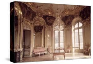 Salon de la Princesse de Soubise (salon ovale)
