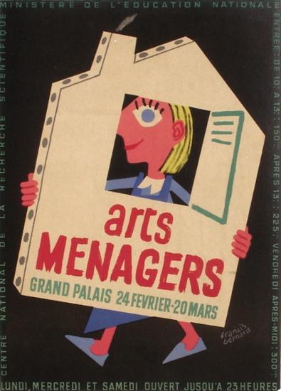 Salon des Arts M?nagers 55-Francis Bernard-Premium Edition