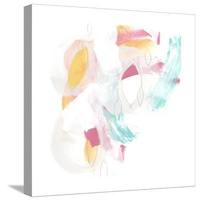 Salon Moderne III-June Vess-Stretched Canvas Print