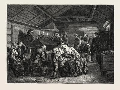 Salon of 1855--Giclee Print