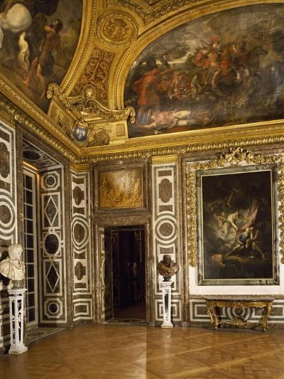 Salon of Diana, Palace of Versailles, France--Giclee Print