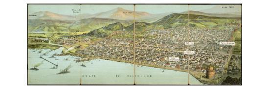 Salonica - Greece--Giclee Print