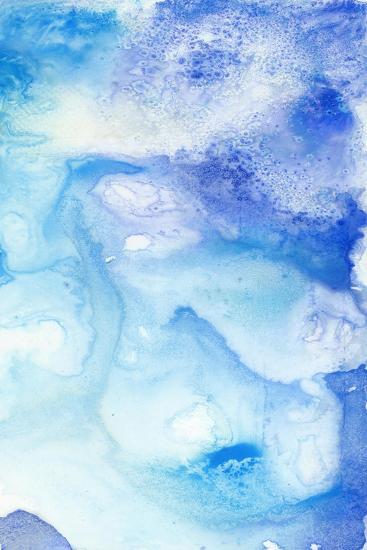 Salt Flats II-Jennifer Goldberger-Art Print