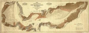 Salt Marsh and Lands Adjacent to the Bays of San Francisco and San Pablo, c.1874