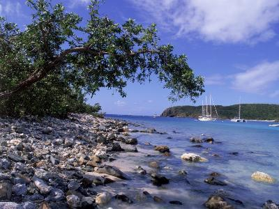 Salt Pond Bay, St. John, USVI-Jim Schwabel-Photographic Print