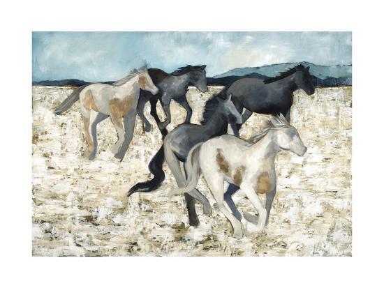 Salt River Wild-Kari Taylor-Giclee Print