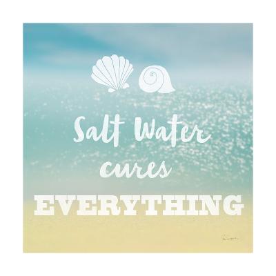 Salt water Cure-Sue Schlabach-Art Print