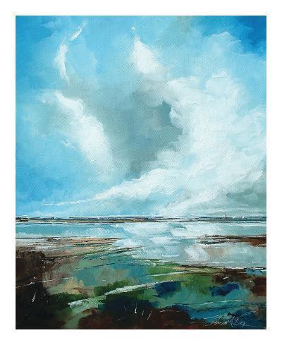 Salthouse VI-Stuart Roy-Art Print