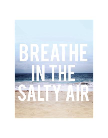 Salty Air-Leah Flores-Art Print
