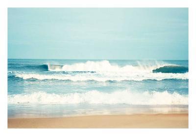 Salty Sea Air-Carolyn Cochrane-Art Print