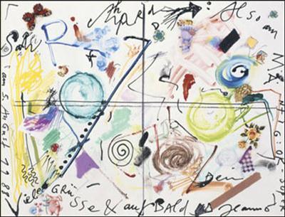 Salu Richard, c.1988-Jean Tinguely-Art Print