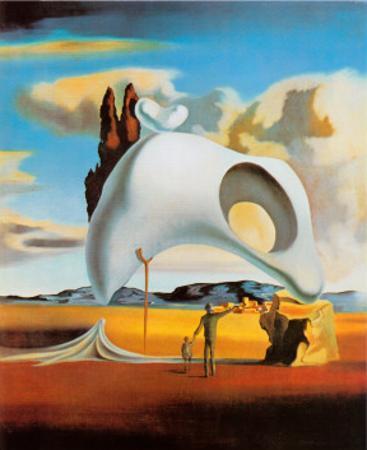 Atavistic Vestiges after the Rain, 1934 by Salvador Dal?