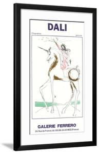Expo Galerie Ferrero 2 by Salvador Dal?