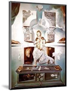 Madonna of Port Lligat by Salvador Dal?