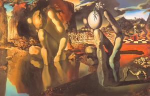Metamorphosis of Narcissus, 1937 by Salvador Dal?