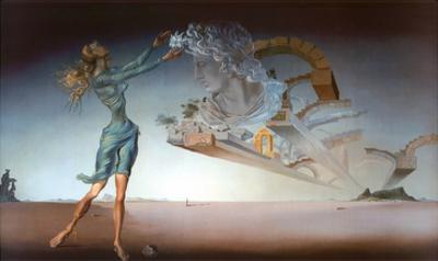 Mirage by Salvador Dal?